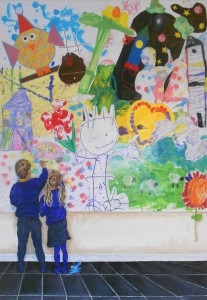 Ella Hendy, Ella art, Banbury, Oxfordshire, artist, children, art